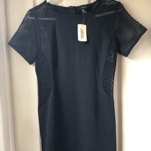 Black dress new with tag